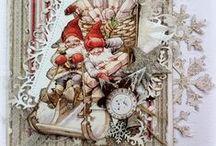 Juleprosjekter/Christmas Projects / Juleprosjekter som har vært publisert i The Paper Crafting (http://thepapercrafting.com) - Christmas Projects which has been published in The Paper Crafting (http://thepapercrafting.com)