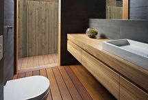 Interiors bathrooms