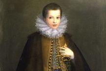 Renaissance Boy's Clothes