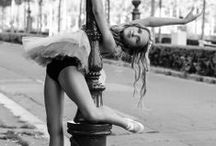 Ballet na cidade