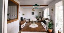 """Casa de Madeira 84 / Quem me acompanha no instagram.com/jaquelinekrehnke conhece a #casademdeira84! Extraimos muita inspiração do Pinterest onde misturamos o estilo """"Escandinavo"""" com o """"Farm House""""."""