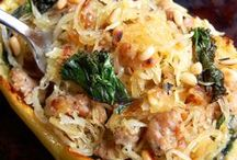 Magnificent Mains / My favourite easy and healthy entree recipes