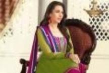 Latest Indian Fashion / Find the latest fashion Saree, Salwar, Lehenga from India