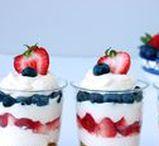 4th of July Patriotic Recipes