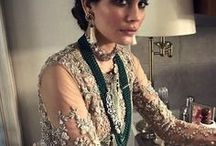 "South-Asian Fashion / "" You can get everything you want, if you Dress for it "" - Priyanka Chopra"