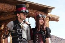 Steampunk - There be Sky Pirates / by Fenris