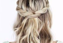 Hair / Mooie hair styles