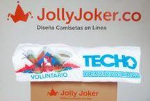 ¡Eventos! / Jolly Joker presente en eventos Increíbles!