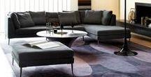 Modern living room / Different kinds of modern living room