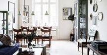 Interior ideas / Pick up interior ideas from Pinterest