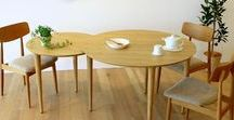 Circle Table / Interior ideas with a circle table