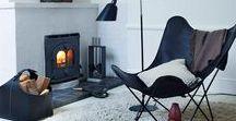 Autumn/Winter / Interior ideas for autumn & winter