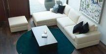 Dark Floor / Interior ideas with dark floor