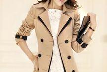 Coat of lovelywholesale / Beautiful&affordable coat of www.lovelywholesale.com / by Lovely Wholesale