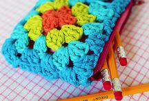Crochet Storage / A collection of free and paid crochet patterns and inspirations.