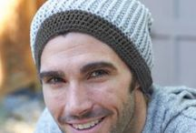 Crochet | Hats for Men / A collection of free and paid crochet patterns and inspirations.