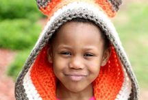 Crochet | Hats for Children / A collection of free and paid crochet patterns and inspirations.