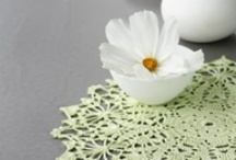 Crochet | Doilies / A collection of free and paid crochet patterns and inspirations.