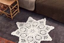 Crochet | Rugs / A collection of free and paid crochet patterns and inspirations.