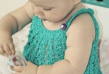 Crochet | Clothing for Babies / A collection of free and paid crochet patterns and inspirations.