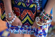 Wanderlust Fashion: Tribal Gear for an Exotic Adventure / Tribal fashion gear for the adventure traveler. / by Wanderlust Designer