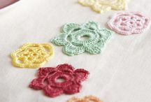 Crochet | Applique / A collection of free and paid crochet patterns and inspirations.