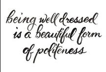 Inspiring Words.... / by Caroline DiBattista
