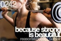 Strong is Beautiful / health_fitness