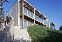 Passive Solar Gain Houses