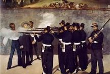 Manet and The Execution of Emperor Maximilian