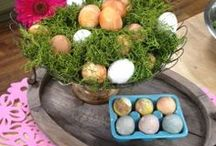 "EASTER / This Easter, decorate the house with a fun craft, surprise someone with a special gift or try a new recipe! Watch ""Home & Family"" weekdays at 10a/9c on Hallmark Chanel. / by Home and Family"