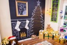 CHRISTMAS / Find your Christmas inspiration with our craft and decorating ideas for your home!  Watch Home and Family weekdays at 10a/9c on Hallmark Channel! / by Home and Family