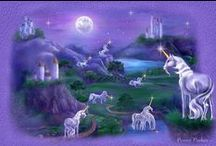 Unicorn stuff!!!!! / by Linda Schulz