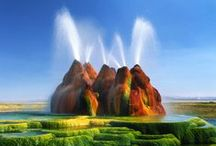 adventure destinations / go go go / by Dorothy Zhu