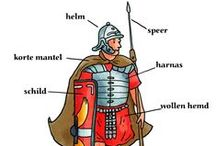 Tijd van de Romeinen & Grieken