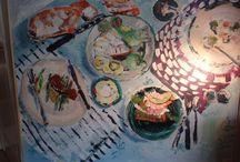 Kunst / Schilderijen els carlier en favorieten  van els carlier