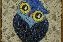 Mosaic ideas / Mosaic inspiration