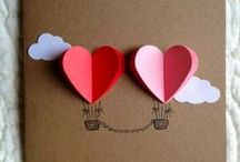Creative Greeting Cards / Lots of creative greeting cards for any occasions. DIY cards and purchasable cards.