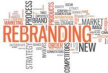 Rebranding / Un' analisi del rebranding, attraverso una raccolta delle immagini dei loghi rinnovati più famosi.