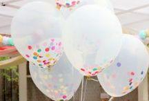 my girl's birthday / by Christina Anglum