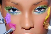 Make up artistry / I love the beautiful things life has to offer. I believe in the power of creation and the art of MakeUP if to me the perfect combination of beauty and creation. This is ART / by Ixiomara Burnett