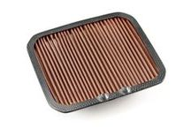 Sprint Filter P08 and P16 air filters for motorcycle