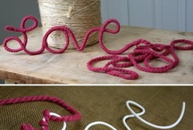 DIY Inspirations / A collection of DIY projects and other things I'd like to try =3