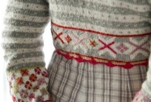 KniTTed SweaTers / by Monica Von Reberg