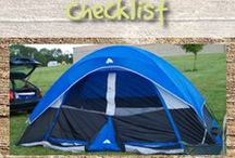 Camping Tips / Great collection of pins all about camping tips and ideas! Looking for some camping packing lists, checklists, and camping hacks? Need a camping or campfire recipe for your upcoming outdoor adventure? Find your inspiration here!