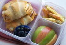 KIDS School Lunches / Ideas and inspiration for all those school lunches I have to make my kids day after day after day...