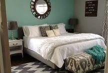 Bedroom ideas / by Tiffany Meade