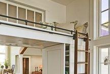 Bunk, Loft, Platform, Built-in & Storage Beds / by I'vana