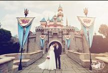 Happily Ever After / Disney Inspired Weddings Disney Themed Weddings Disney Pavilion Weddings  / by Chelsea Case