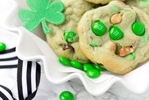 Luck o' the Irish / Need a little luck o' the Irish? Find some fun ideas for crafts, food, and decor to help you celebrate that day of green, St. Patrick's Day!